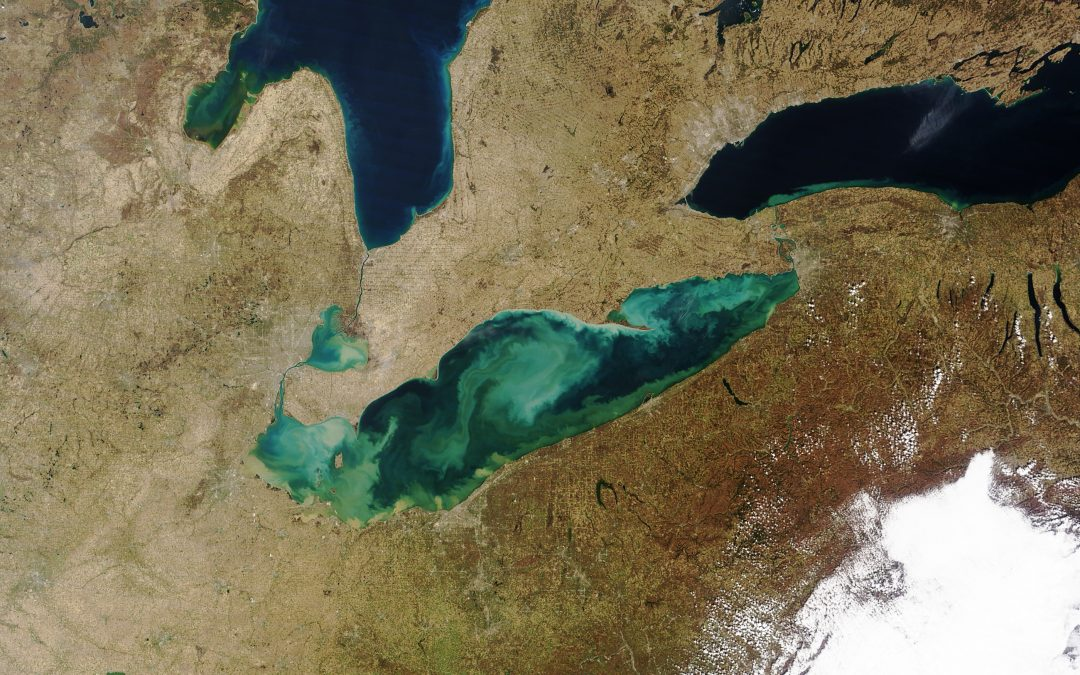 New Project to Provide Hypoxia Forecasting System for Lake Erie Drinking Water